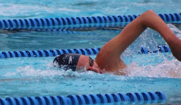 The Monte Vista girls swimming team won the overall NCS title behind Zoie Hartman's four medals. She will be swimming in the USA Swimming Senior Nationals at Stanford University this summer.