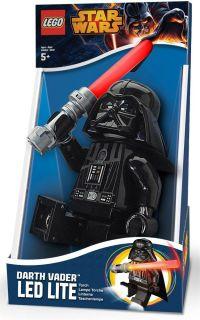 Lego Starwars Lego Star Wars Darth Vader Torch With Light