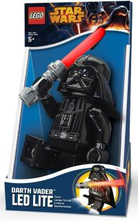 Lego Starwars Lego Star Wars Darth Vader Torch With Light ...