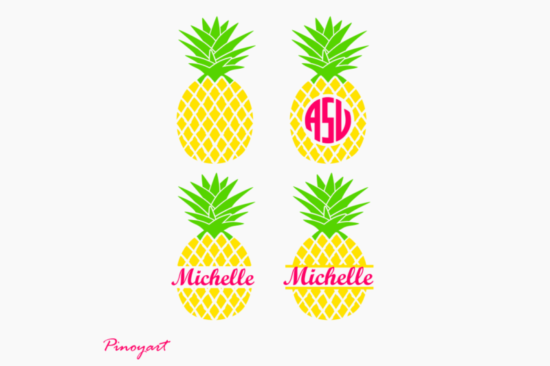 Download Free pineapple svg,pineapple monogram svg,pineapple svg ...