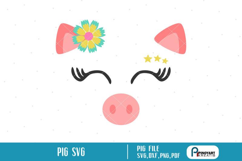 Download Free pig svg,pig svg file,pig dxf,pig clip art,pig ...