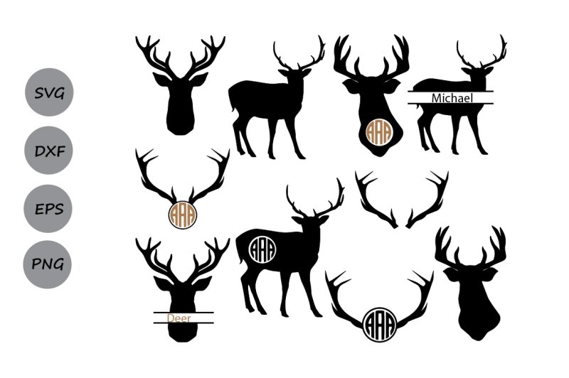 Download 46+ Free Svg Deer Images Images Free SVG files ...