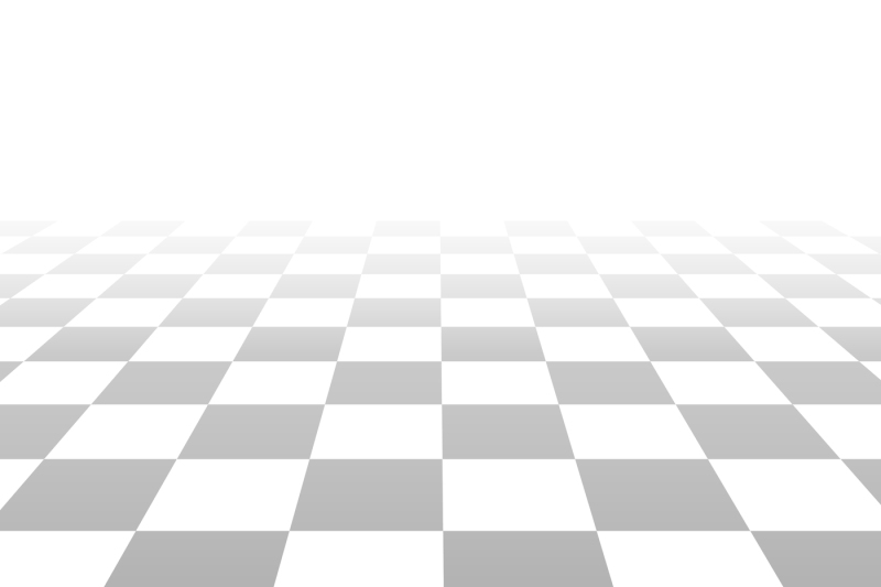 Floor with tiles perspective grid vector background By
