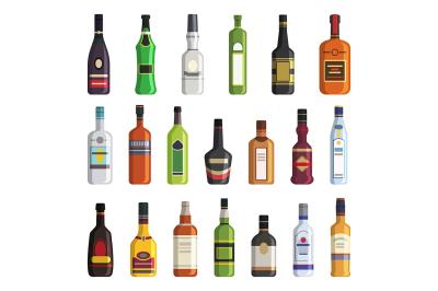 Download 500ml Grey Glass Vodka Bottle Mockup Yellowimages