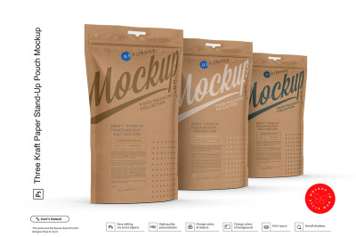 Download Glossy Metallic Pouch Mockup Yellowimages