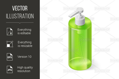 Download Bottle Wrapped In Matte Paper Mockup Yellowimages