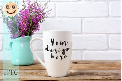 Download Ceramic Stein Beer Mug Mockup Yellow Images