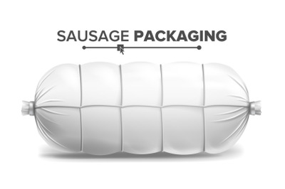 Download Glossy Sausage Mockup Yellowimages