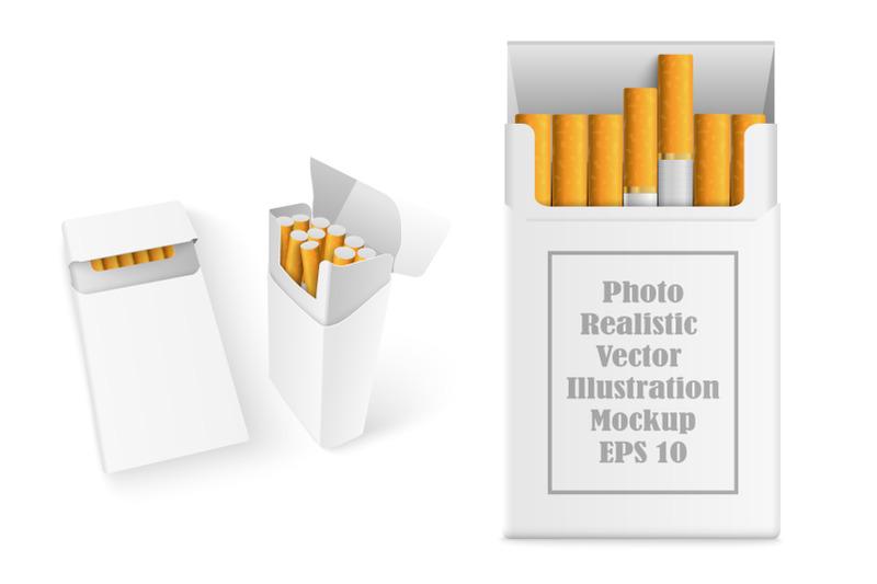 Download Free Realistic Cigarette Mockup (PSD Mockups) - All Free ...