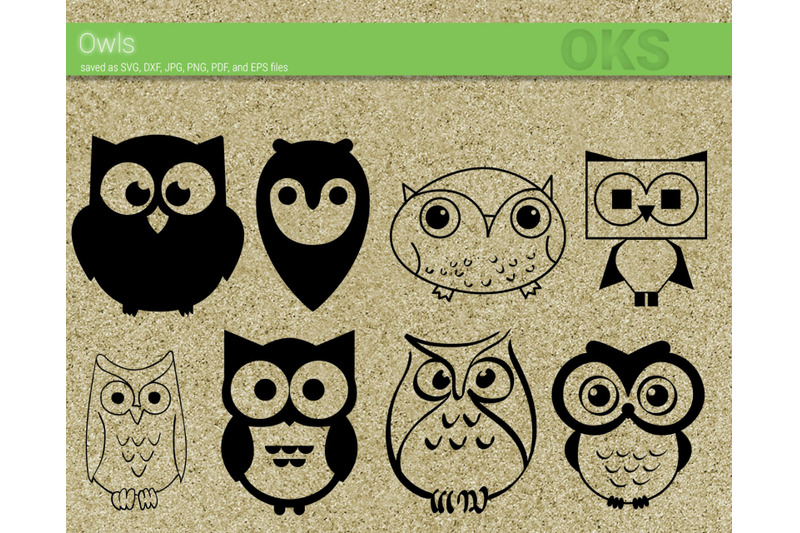 Download owl svg, svg files, vector, clipart, cricut, download By ...