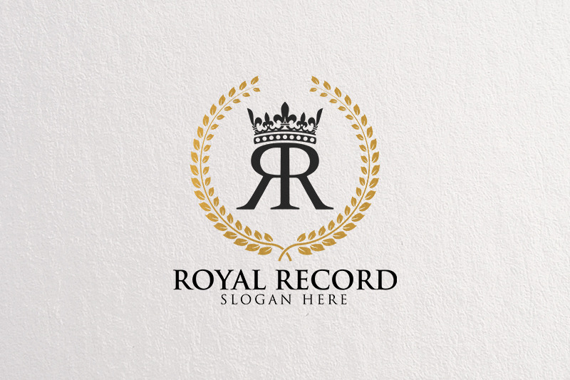 Premium Royal Logo Template By designstudiopro