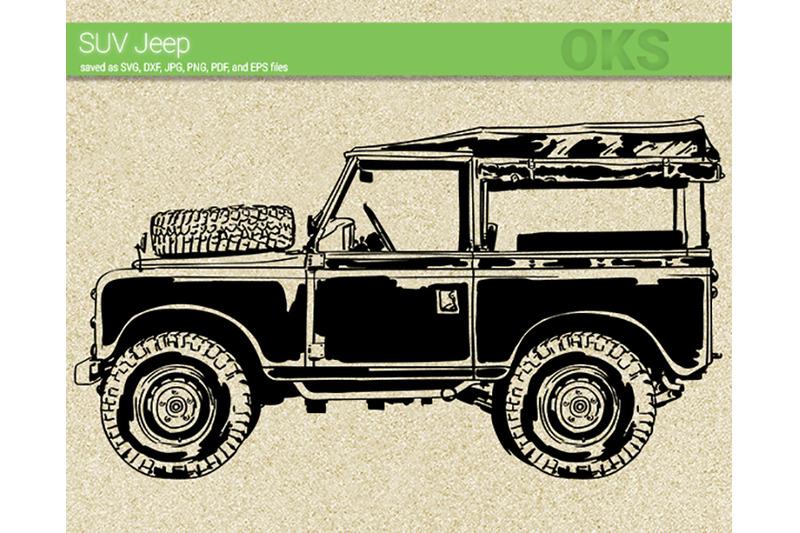 Download suv jeep svg, svg files, vector, clipart, cricut, download ...