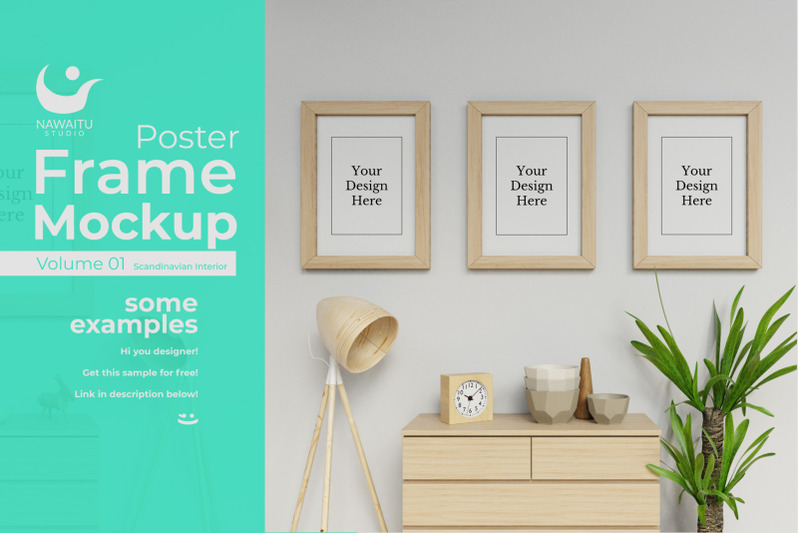Download A Frame Sign Mockup Psd Yellowimages