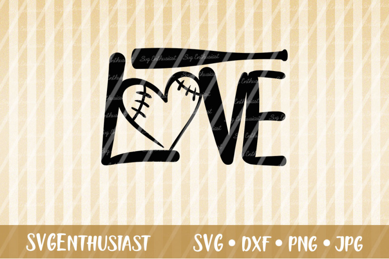Download Love Baseball SVG cut fileS By SVGEnthusiast ...