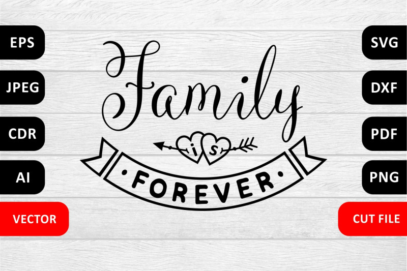 Download Valentine Love Family SVG Quote cut file By Zoya_Miller ...