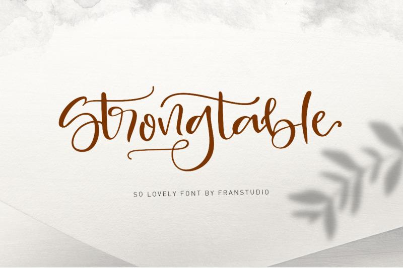 Download Franstudio Font Bundle By TheHungryJPEG | TheHungryJPEG.com