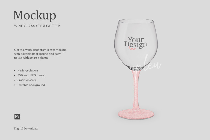 Download Free Champagne Mockup Yellowimages