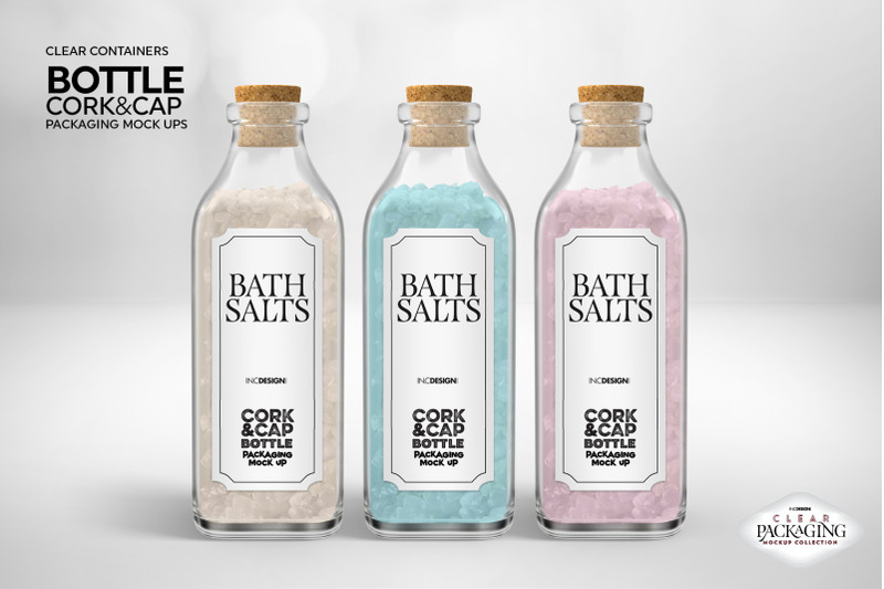 Download Glossy Plastic Bottle Label Mockup Yellowimages
