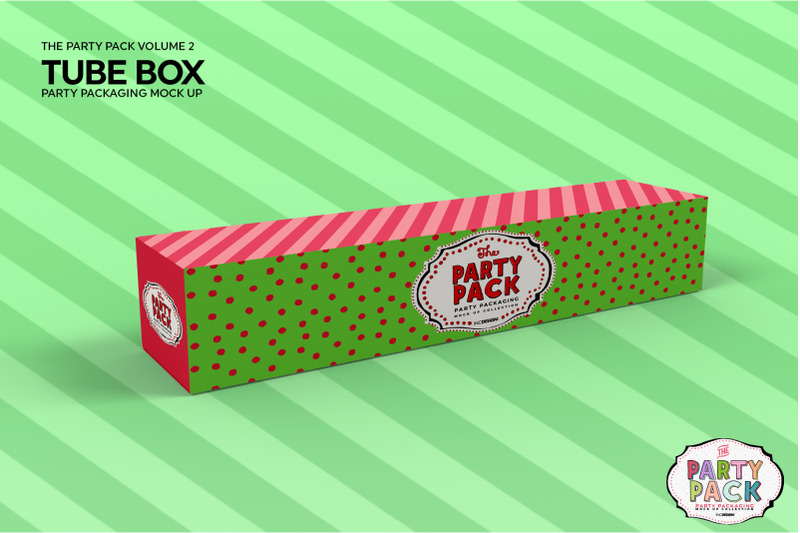 Download Tube Box Mockup Psd Free Yellowimages