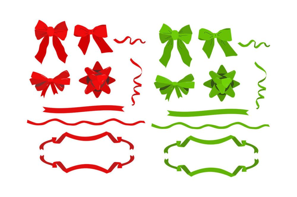 medium resolution of  126 christmas clipart mega bundle winter clipart holiday