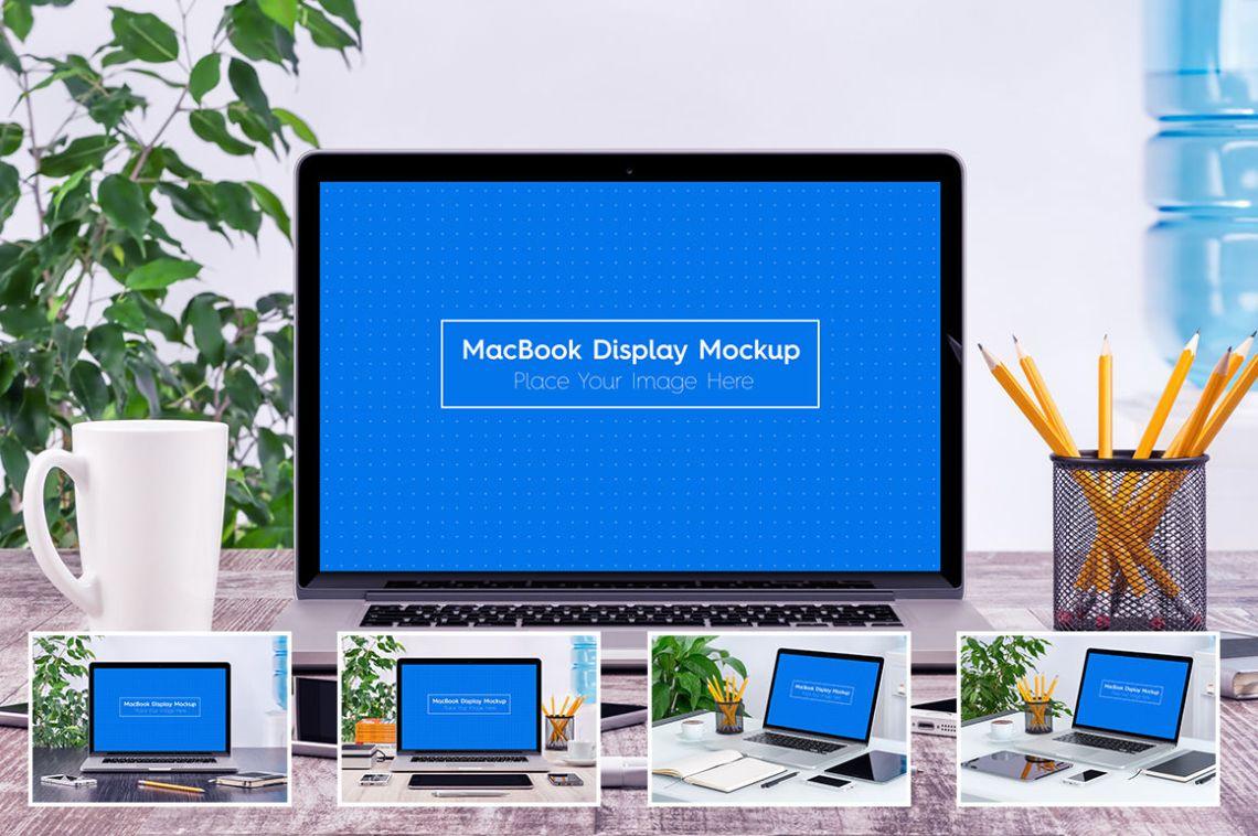 Download Mac Mockup Psd Yellowimages