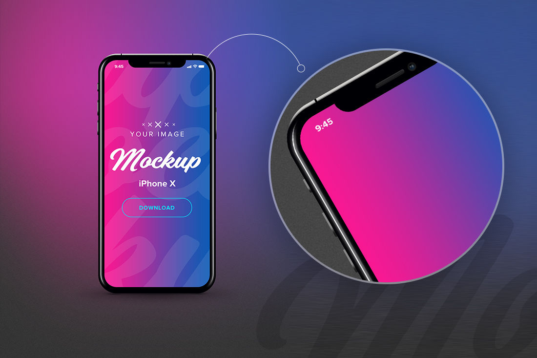 Download Dl Mockup Psd Yellowimages