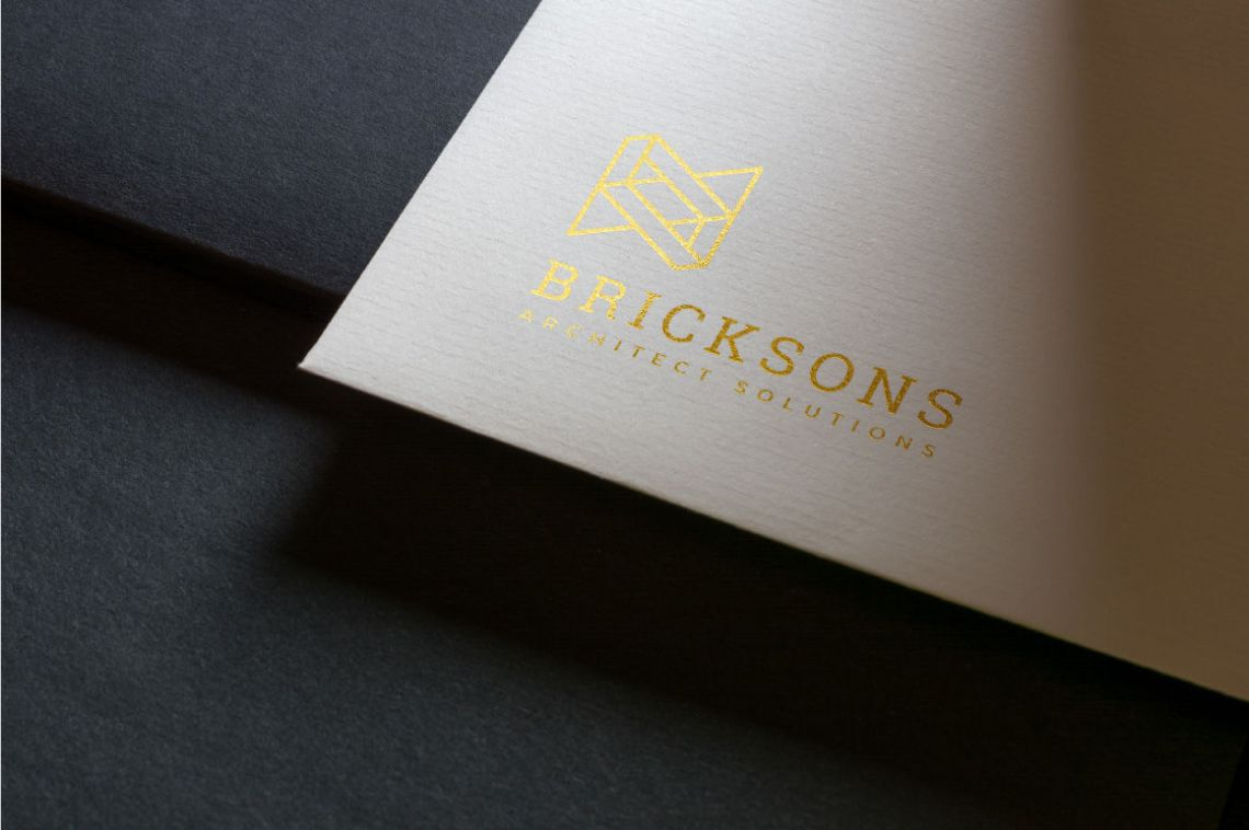 Download Gold Foil Psd Mockup Free Yellowimages