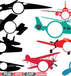patriotic planes silhouette cutting files airplane monogram clipart  [ 1400 x 938 Pixel ]