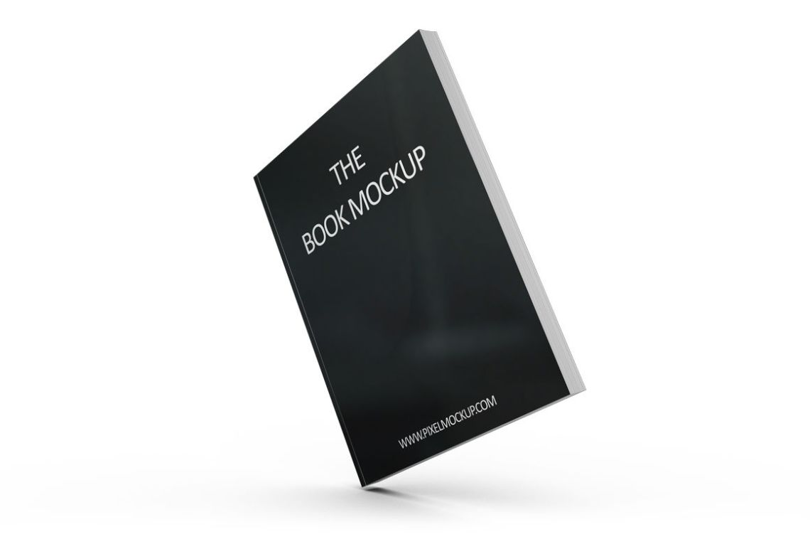 Download 5x7 Book Cover Mockup Psd Free Yellowimages