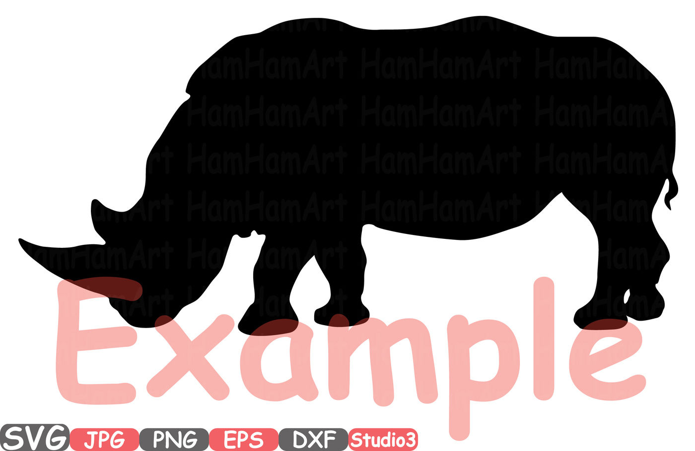 hight resolution of  art graphic studio3 cricut cuttable die cut machines school clipart party illustration set digital eps png dxf jpg clip art vector lion elephant rhino