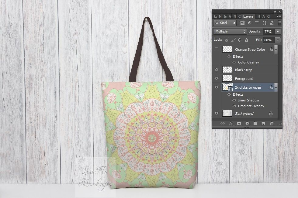 Download Bag Psd Mockup Yellowimages