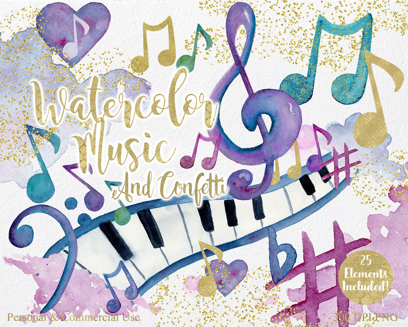 hight resolution of  rainbow watercolor music notes musical clipart