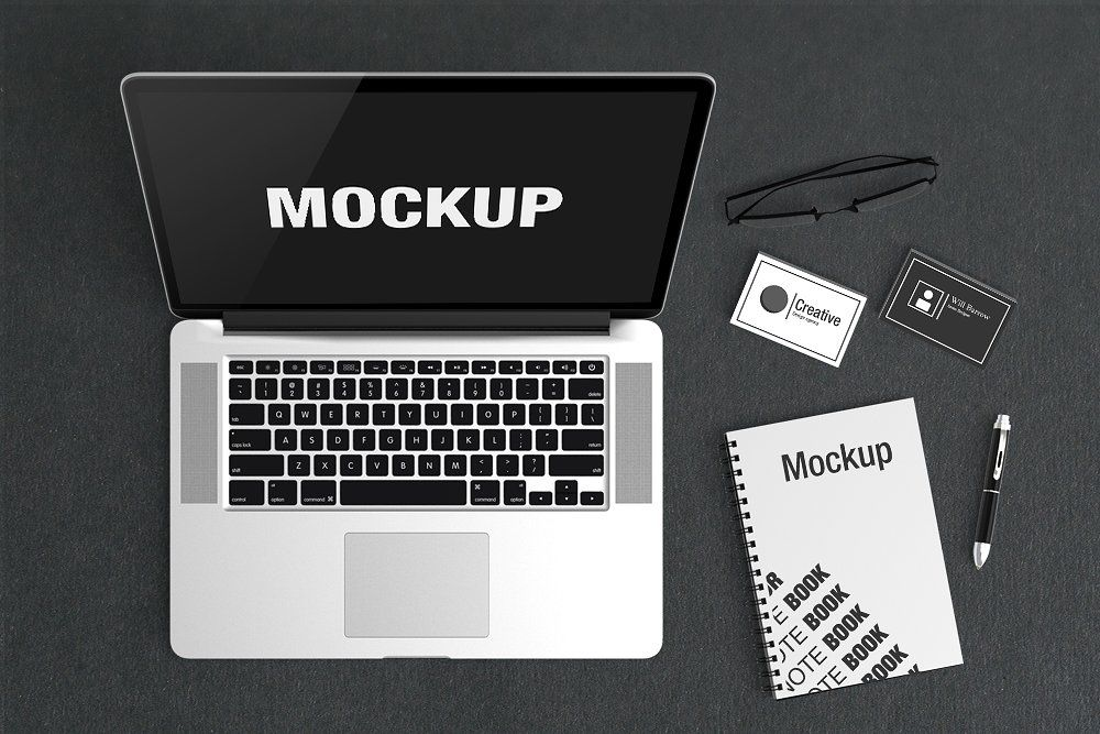 Download Apple Mockup Psd Free Download Yellowimages