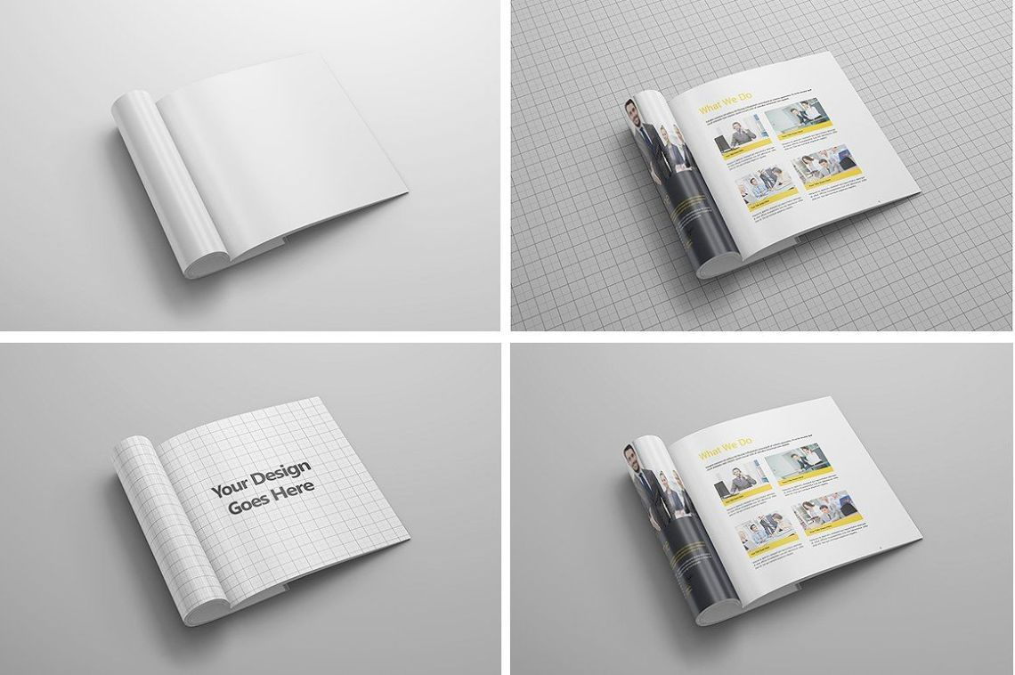 Download Square Mockup Psd Free Yellowimages
