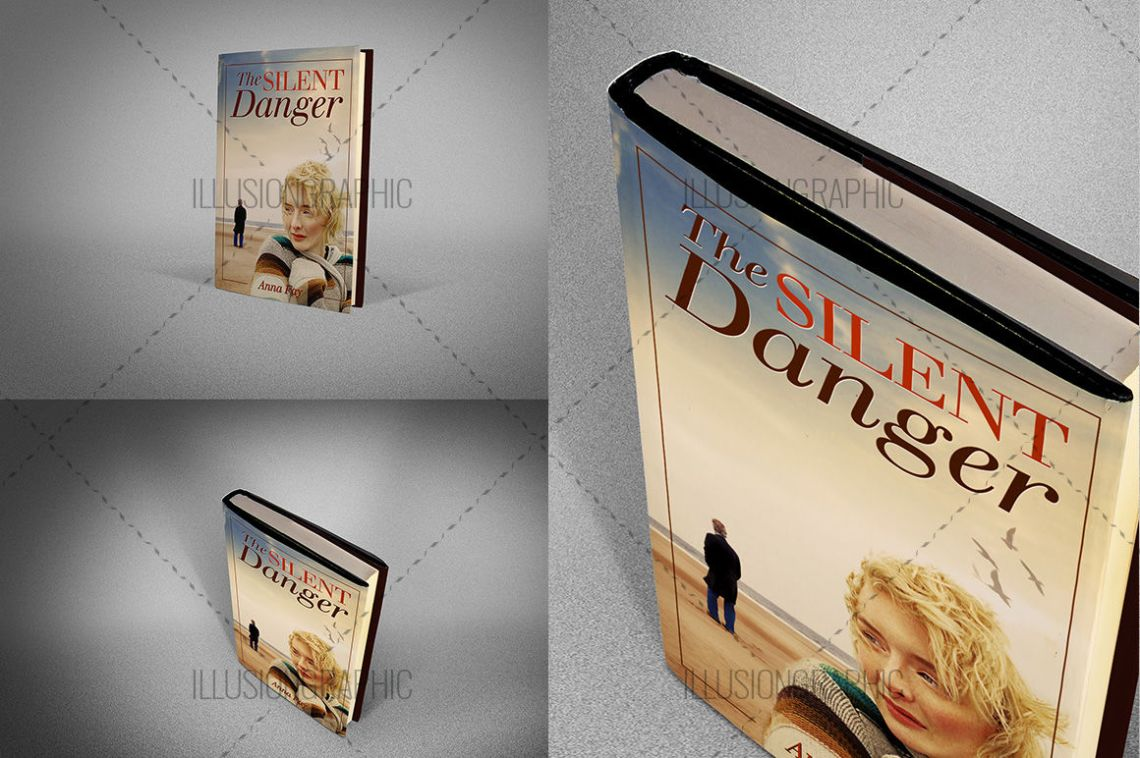 Download Psd Book Cover Mockup Template Yellow Images