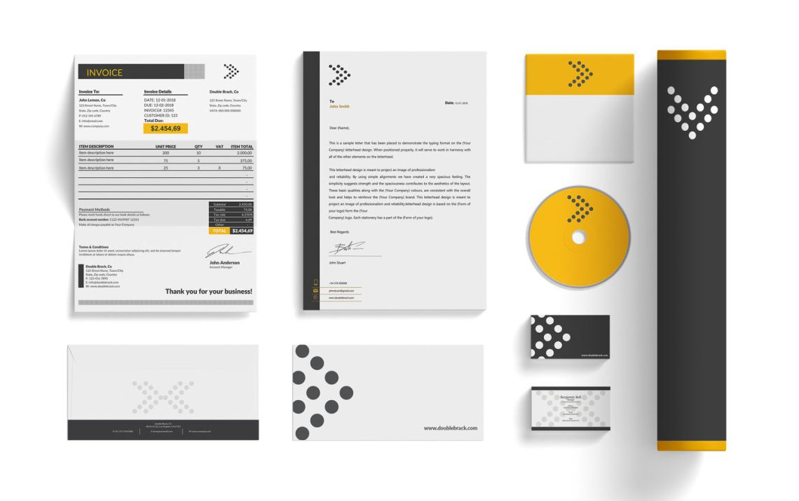 Download Receipt Mockup Psd Free Yellowimages