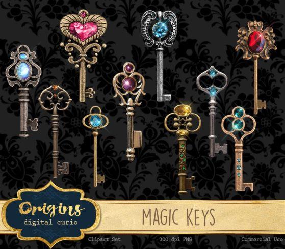 Image result for Magic Keys
