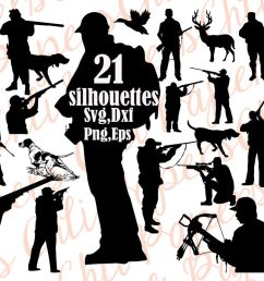 hunting silhouettes svg hunting clipart hunter svg hunter  [ 1162 x 775 Pixel ]