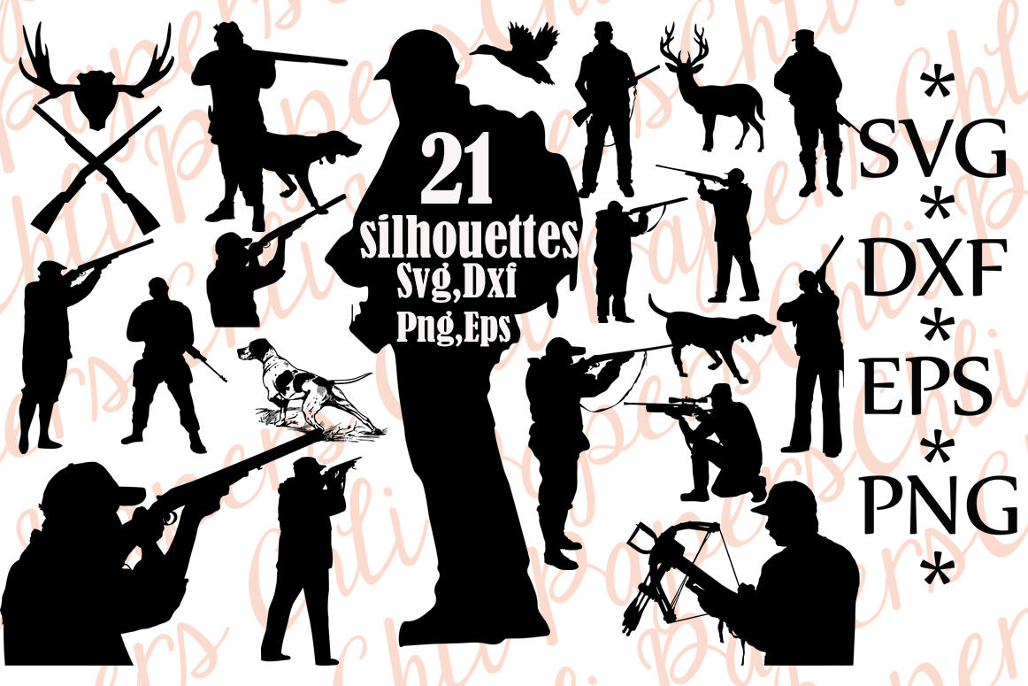 hight resolution of hunting silhouettes svg hunting clipart hunter svg hunter