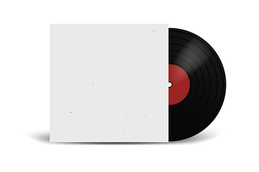 Download Vinyl Record Mockup Free Psd Yellowimages