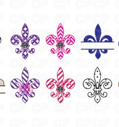 mardi gras bundle svg cut files fleur de  [ 1400 x 948 Pixel ]