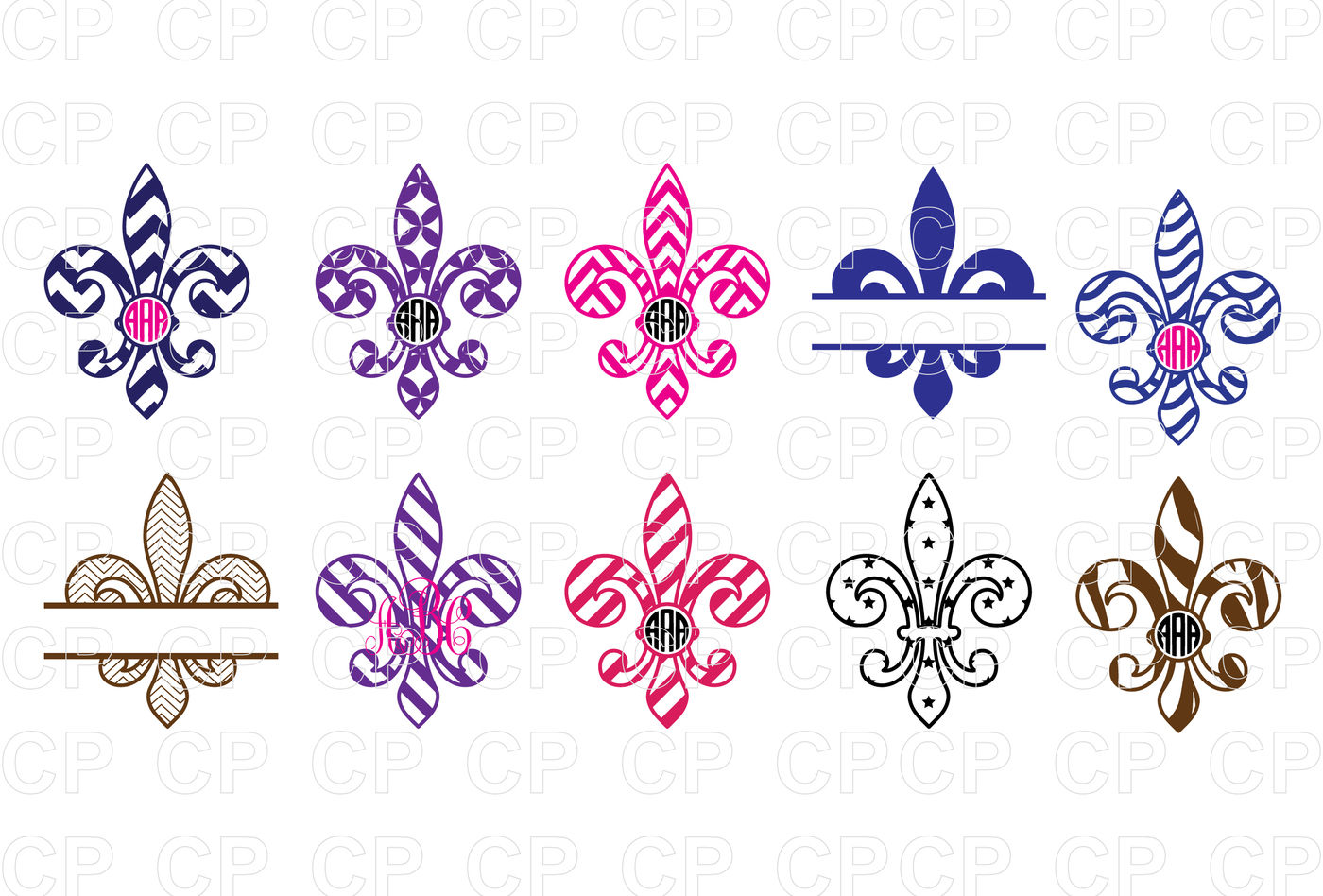 hight resolution of mardi gras bundle svg cut files fleur de