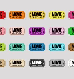 movie ticket clipart circus ticket carnival ticket theater  [ 1160 x 772 Pixel ]