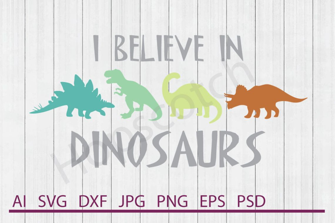 Download Dinosaurs SVG, Dinosaurs DXF, Cuttable File By Hopscotch ...