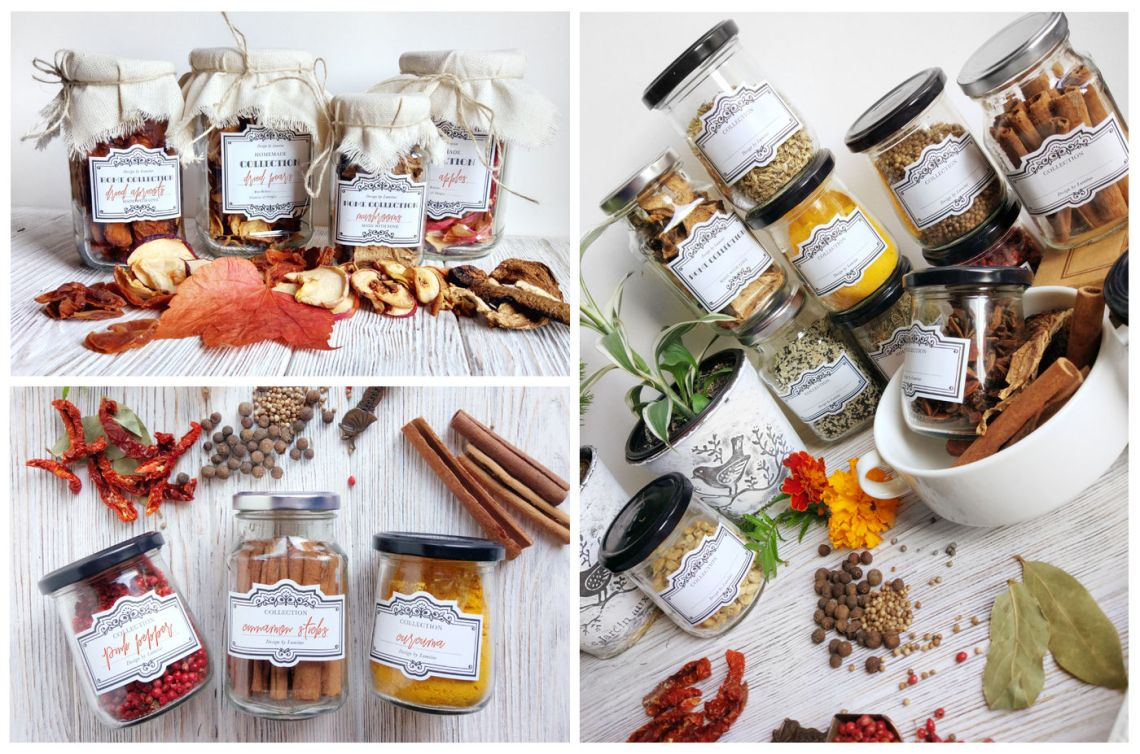 Download Spice Mix Jar Mockup Yellowimages
