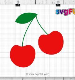 cherry svg cherry clipart cherries svg summer svvg  [ 1400 x 933 Pixel ]