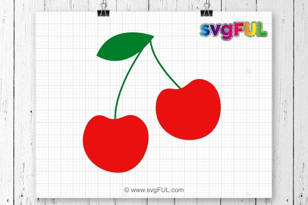 medium resolution of cherry svg cherry clipart cherries svg summer svvg