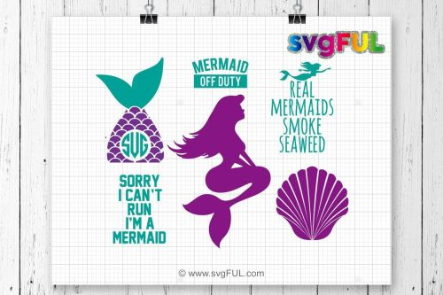 small resolution of mermaid tail monogram mermaid svg shell monogram svg