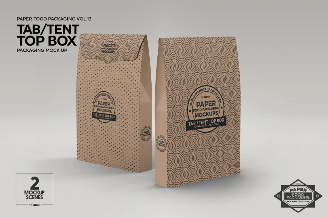 Download Packaging Bag Mockup Psd Free Yellowimages