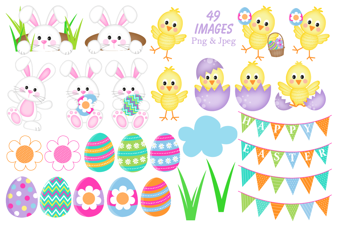 hight resolution of  easter clipart easter graphics and illustrations easter bunny